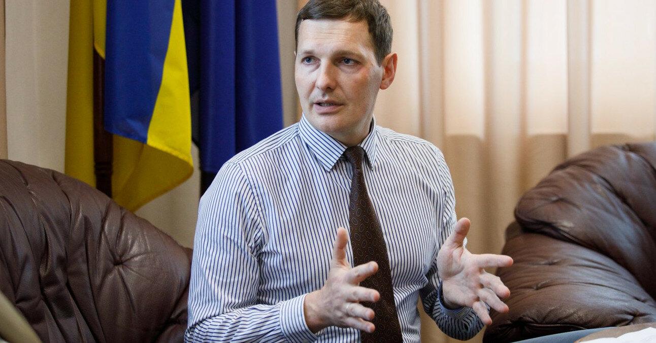Украина не получала сообщений о минировании самолета Ryanair
