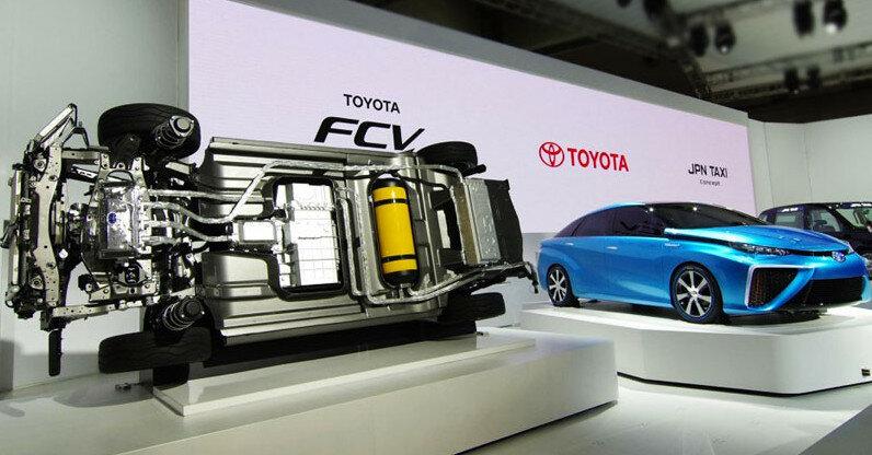 Есть ли шансы у водородных авто на мировом рынке