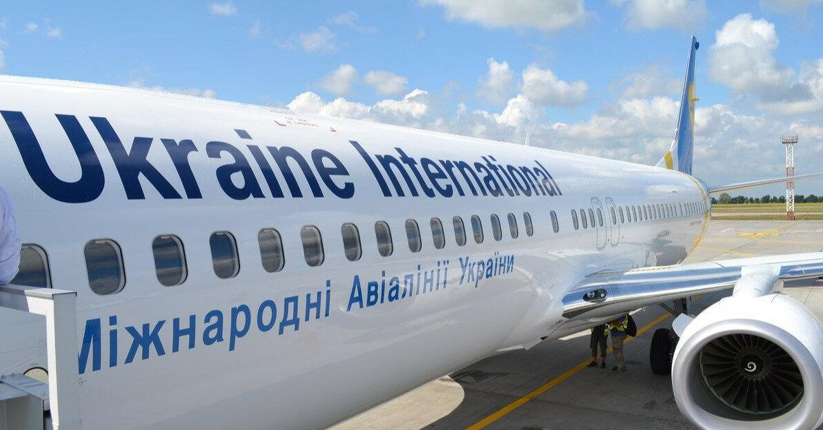 МАУ считает вопрос полетов над Беларусью политическим