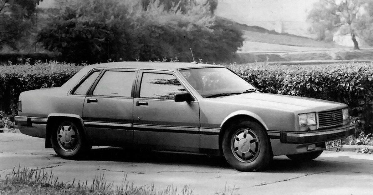 Машины из СССР, о которых почти никто не знает