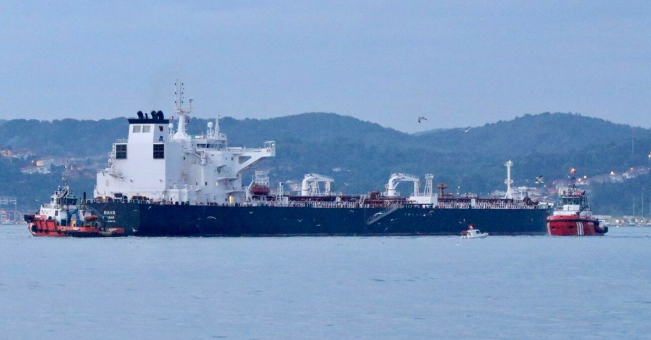 Туреччина порахувала збитки після аварії танкера в Босфорі