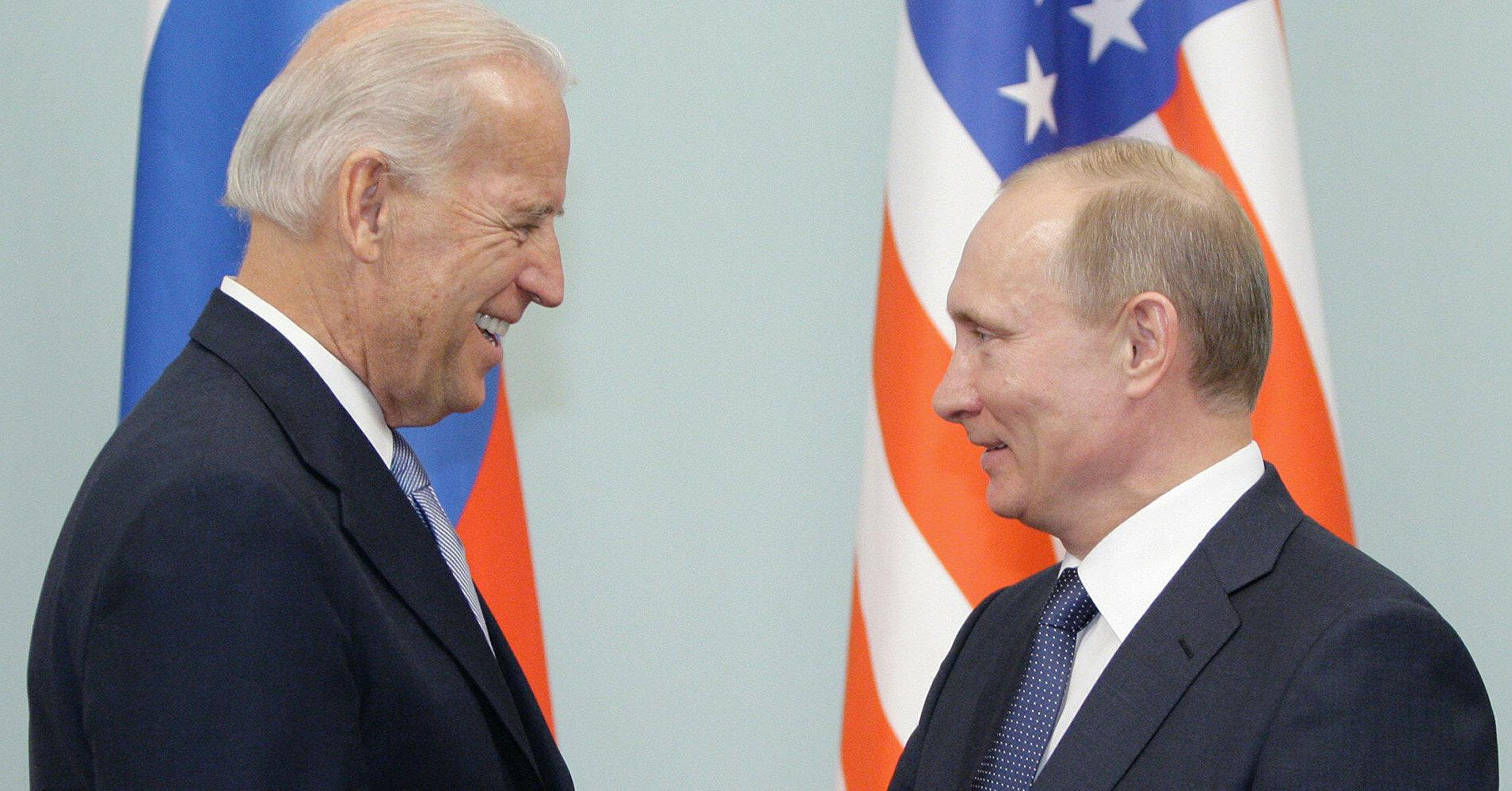 В Госдепе назвали новую тему переговоров Байдена и Путина