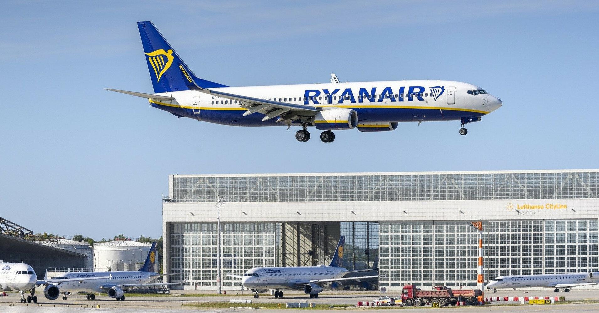 Беларусь не дала пилоту связаться с Ryanair, – гендиректор компании