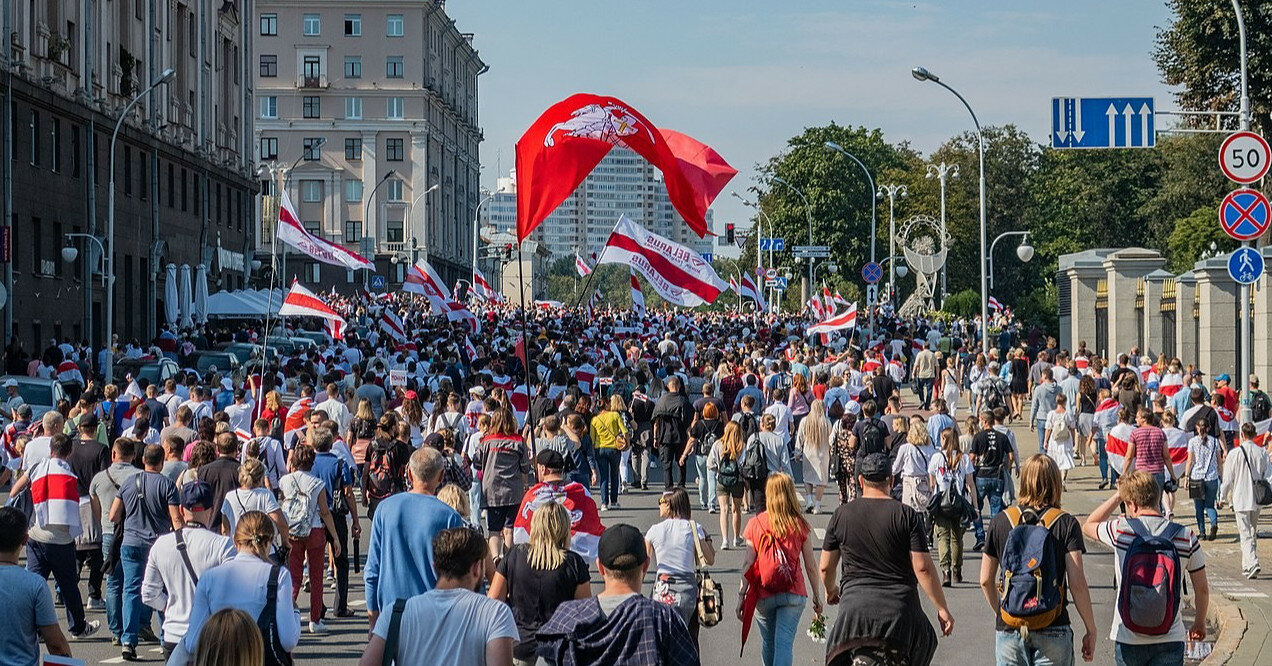 В Беларуси оппозиция планирует провести акцию протеста 9 мая