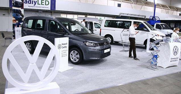 В Украине представлен новый Volkswagen Caddy