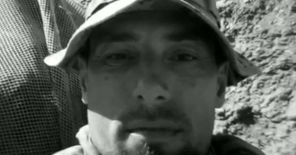 В Харькове поставили мемориальную доску погибшему полковнику СБУ Каплунову