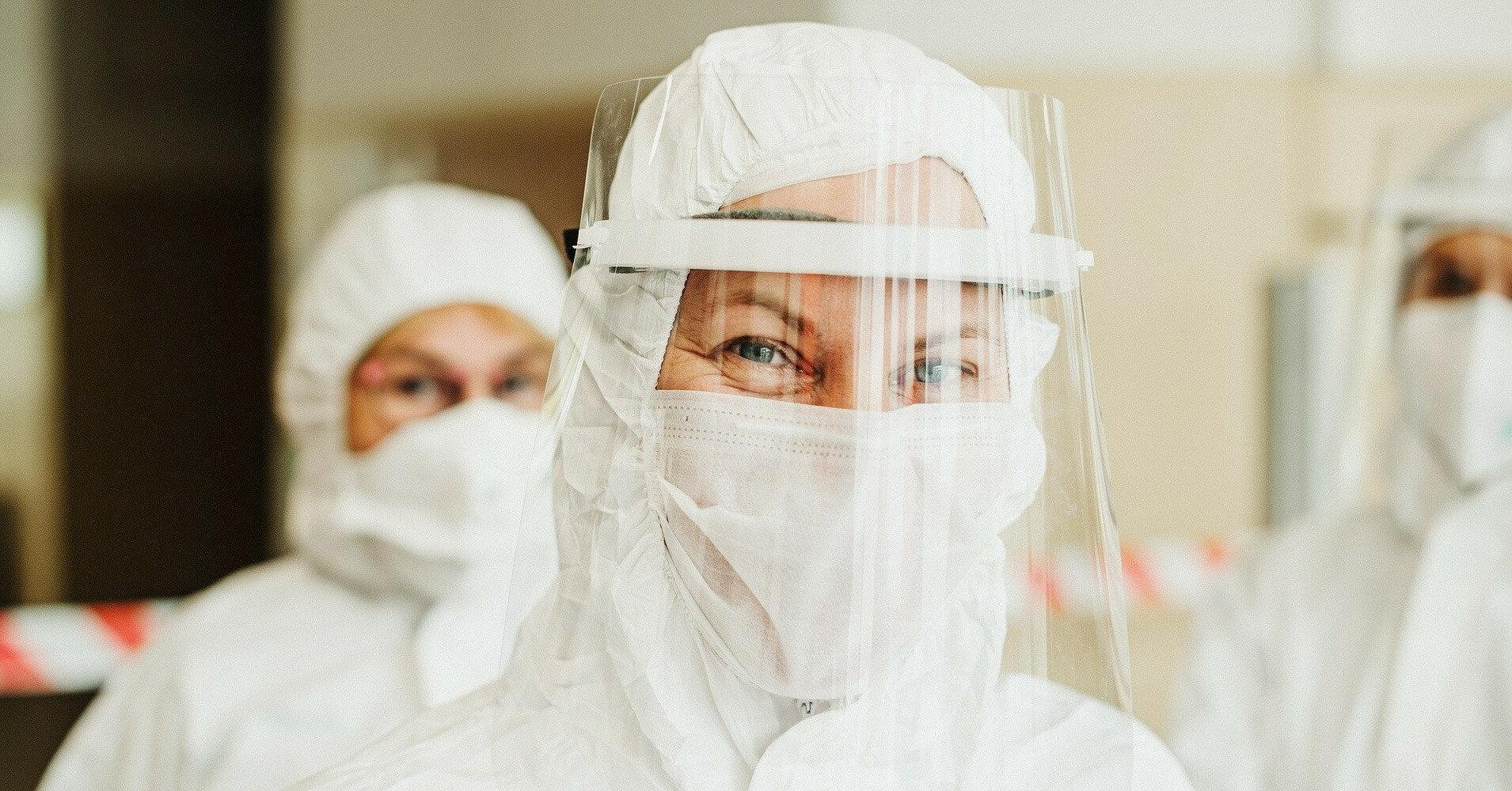 Во всех регионах Украины показатель COVID-госпитализаций пришел в норму