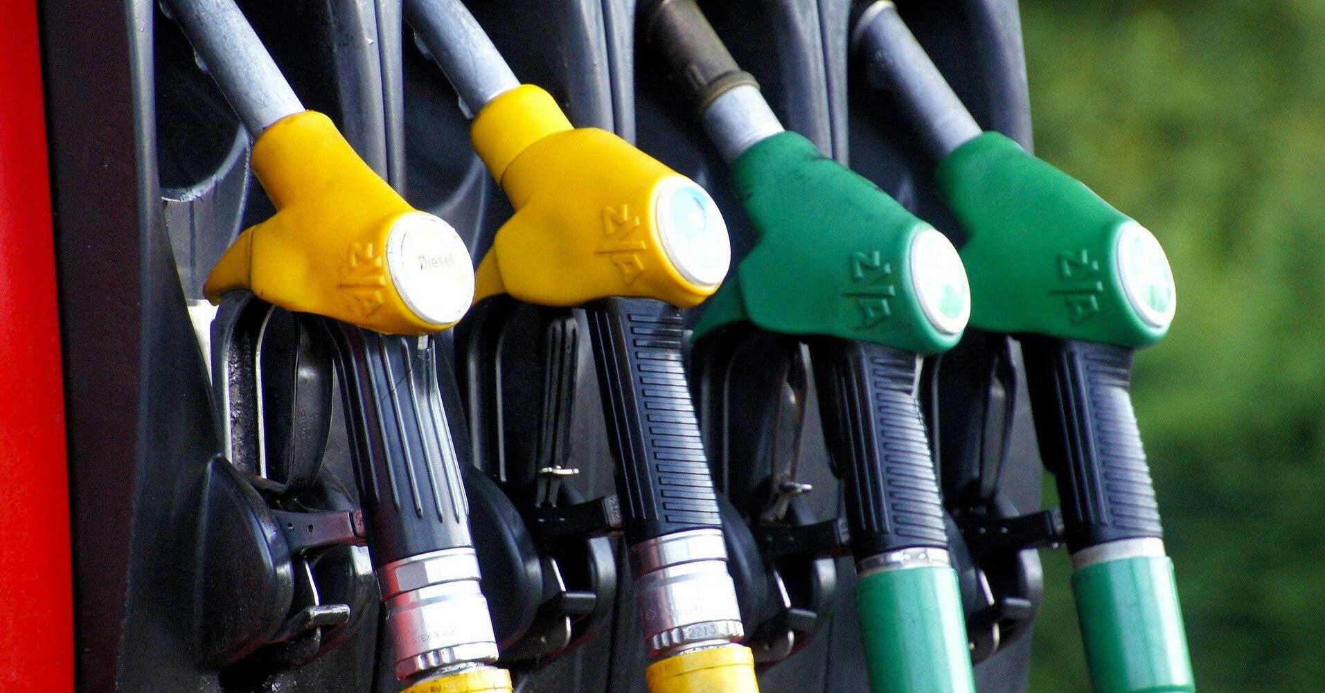 Рынок автогаза и ДТ замер: цены на АЗС