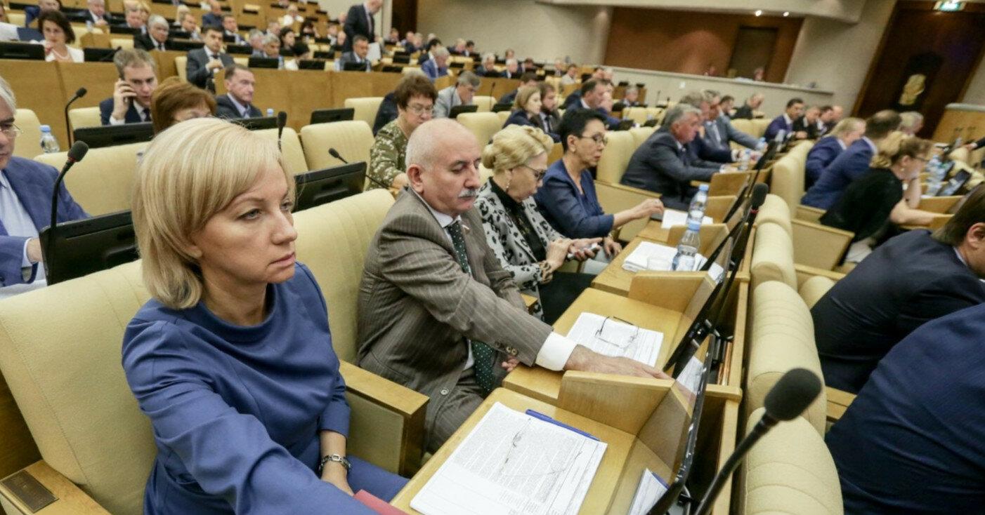 Жители ОРДЛО с российскими паспортами будут выбирать депутатов в Думу