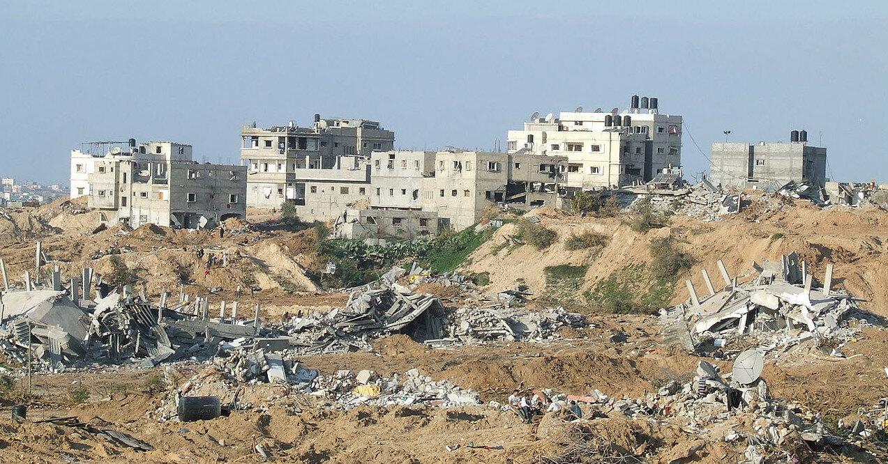 Израиль и Египет обсуждают восстановление Газы