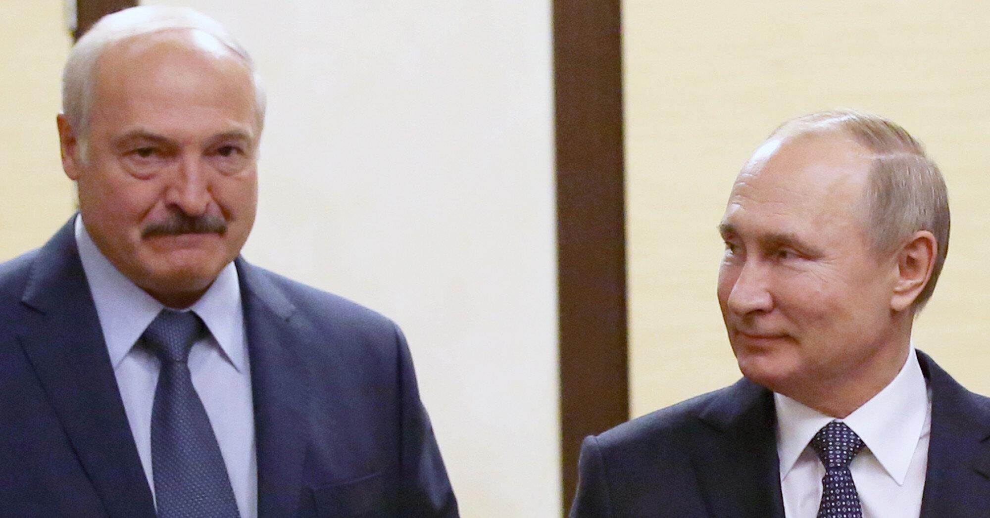 Лукашенко отправляется в Сочи на встречу к Путину