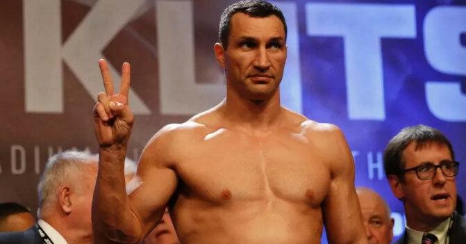 Володимир Кличко повертається в ринг: названий перший суперник
