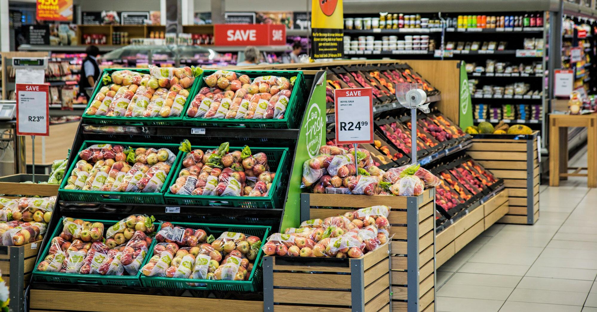 Продукты в Украине дороже, чем в Польше: причины
