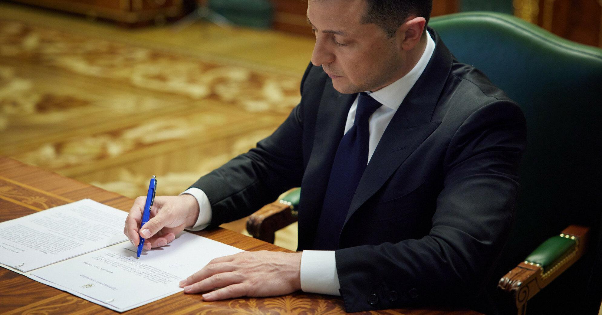 Признавать кого-либо олигархом будет СНБО, – законопроект Зеленского