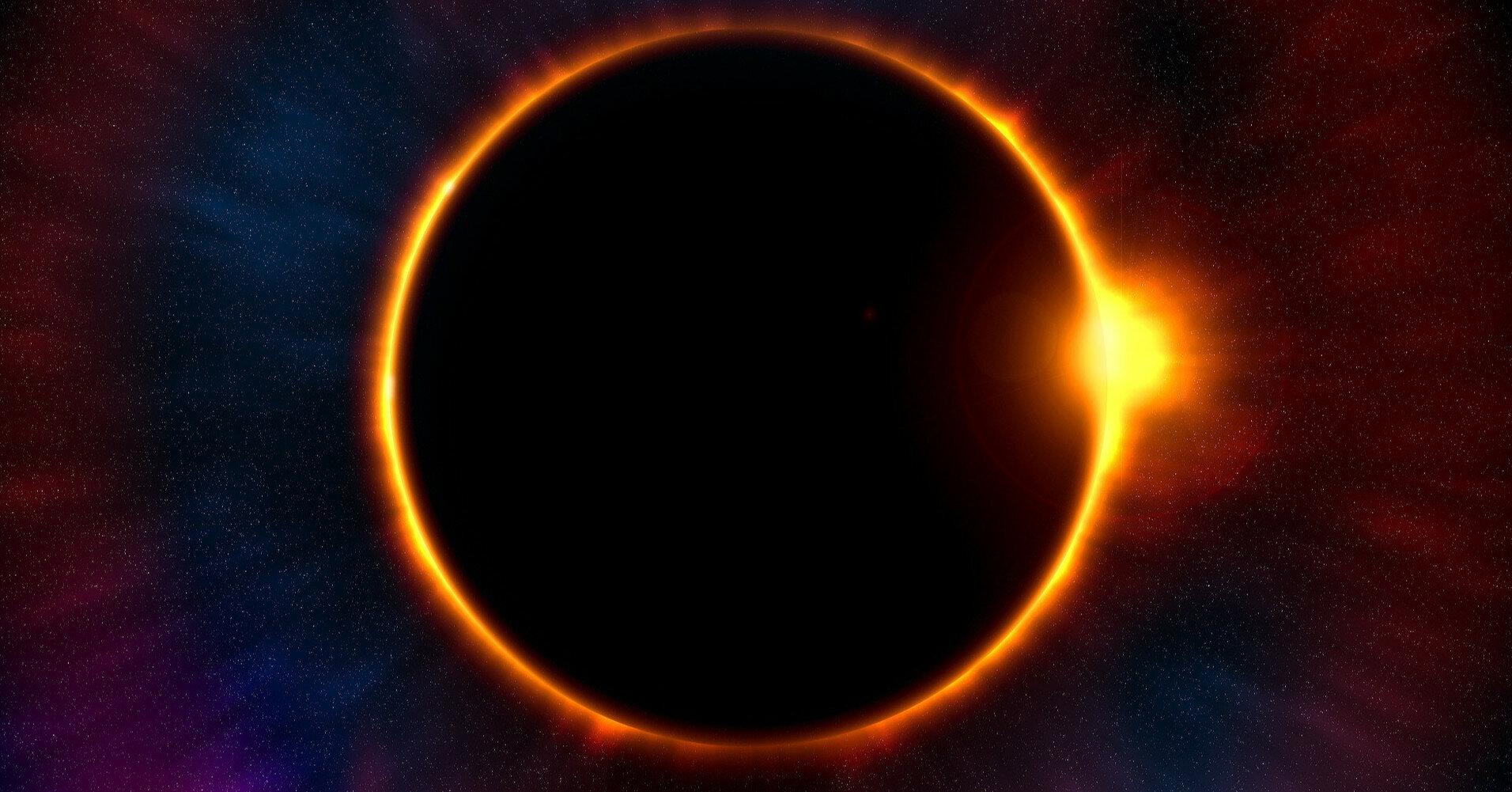 """Солнечное затмение: где наблюдать """"огненное кольцо"""" в Украине"""