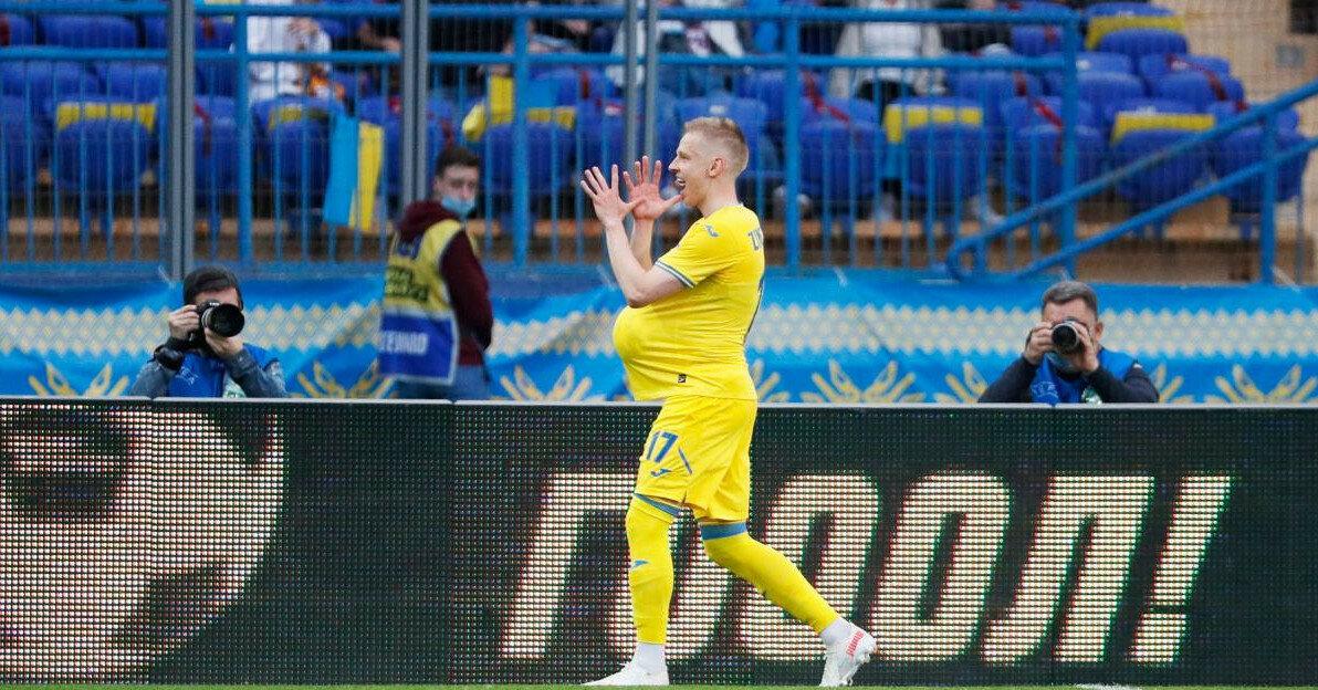 Футболисты сборной Украины подвели итоги матча с Кипром