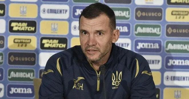 Шевченко прокомментировал матч с Северной Ирландией