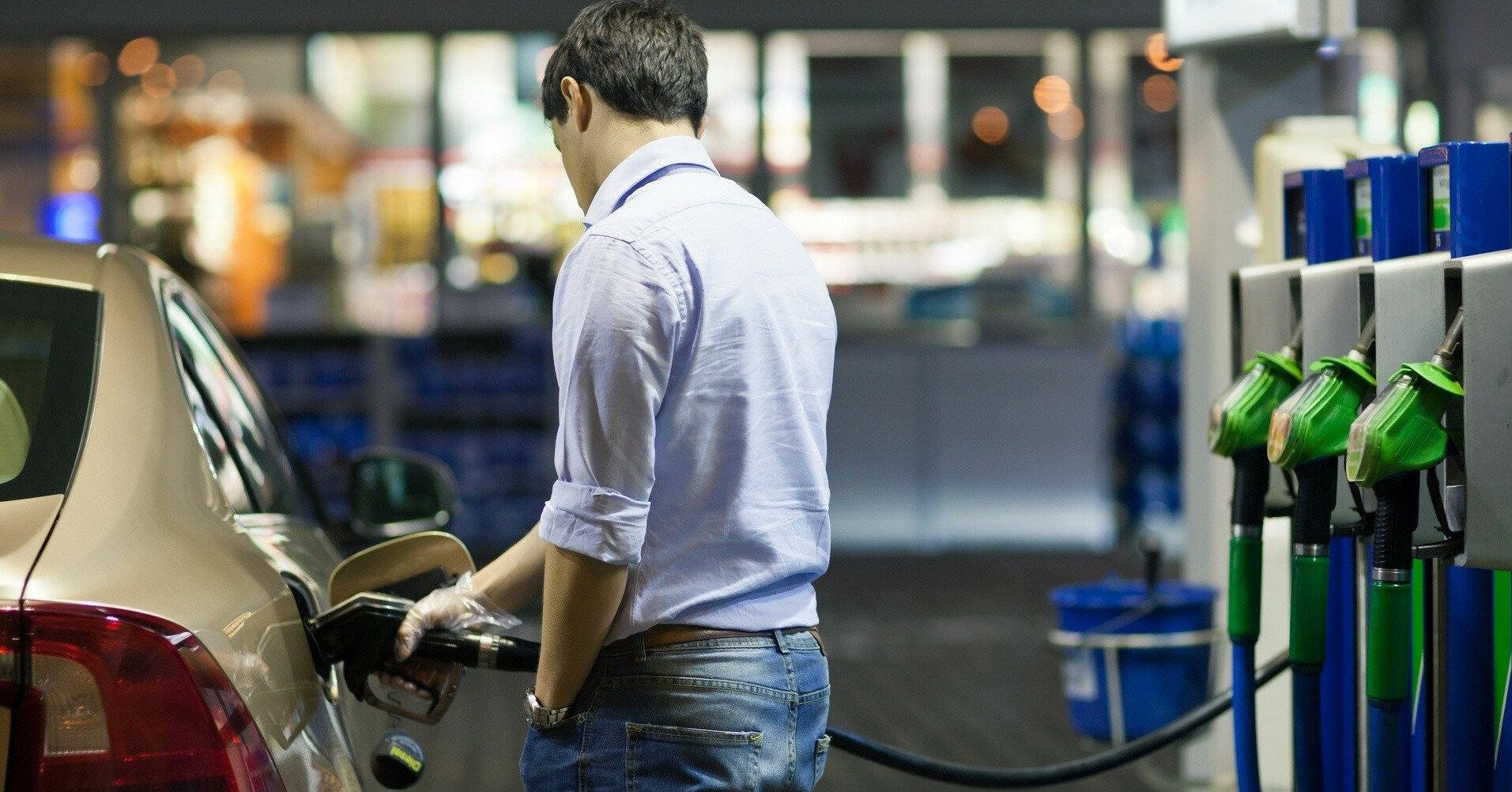 Цены на бензин и дизельное топливо прекратили рост
