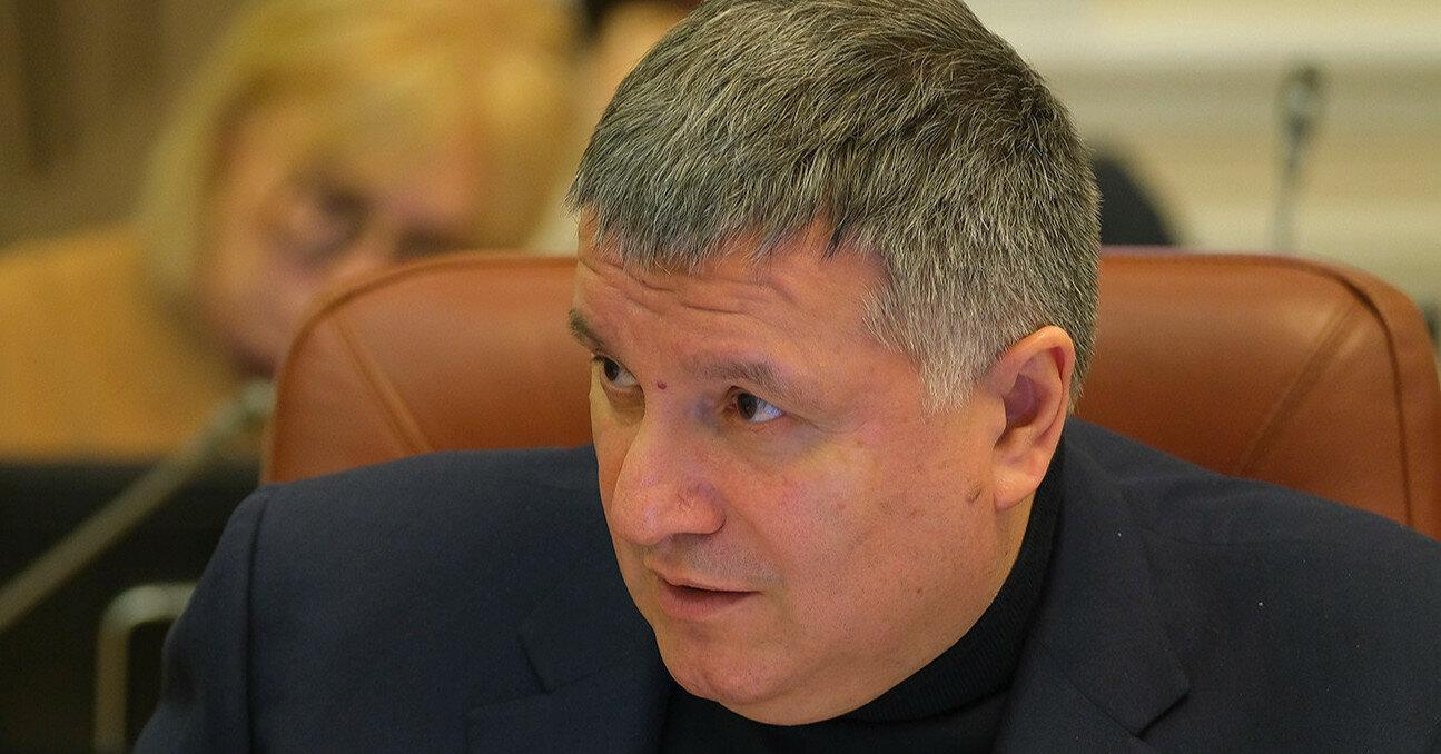 Аваков возмутился высказыванием Данилова о Крыме