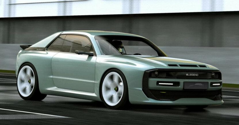 Легендарная Audi вернулась в виде электрического монстра