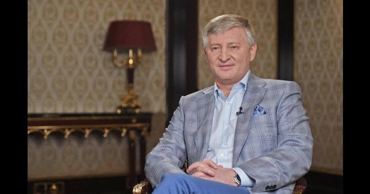 Ахметов считает себя инвестором, а не олигархом