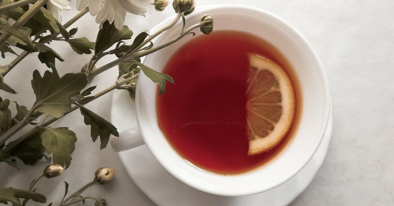Можно ли пить в жару горячий чай