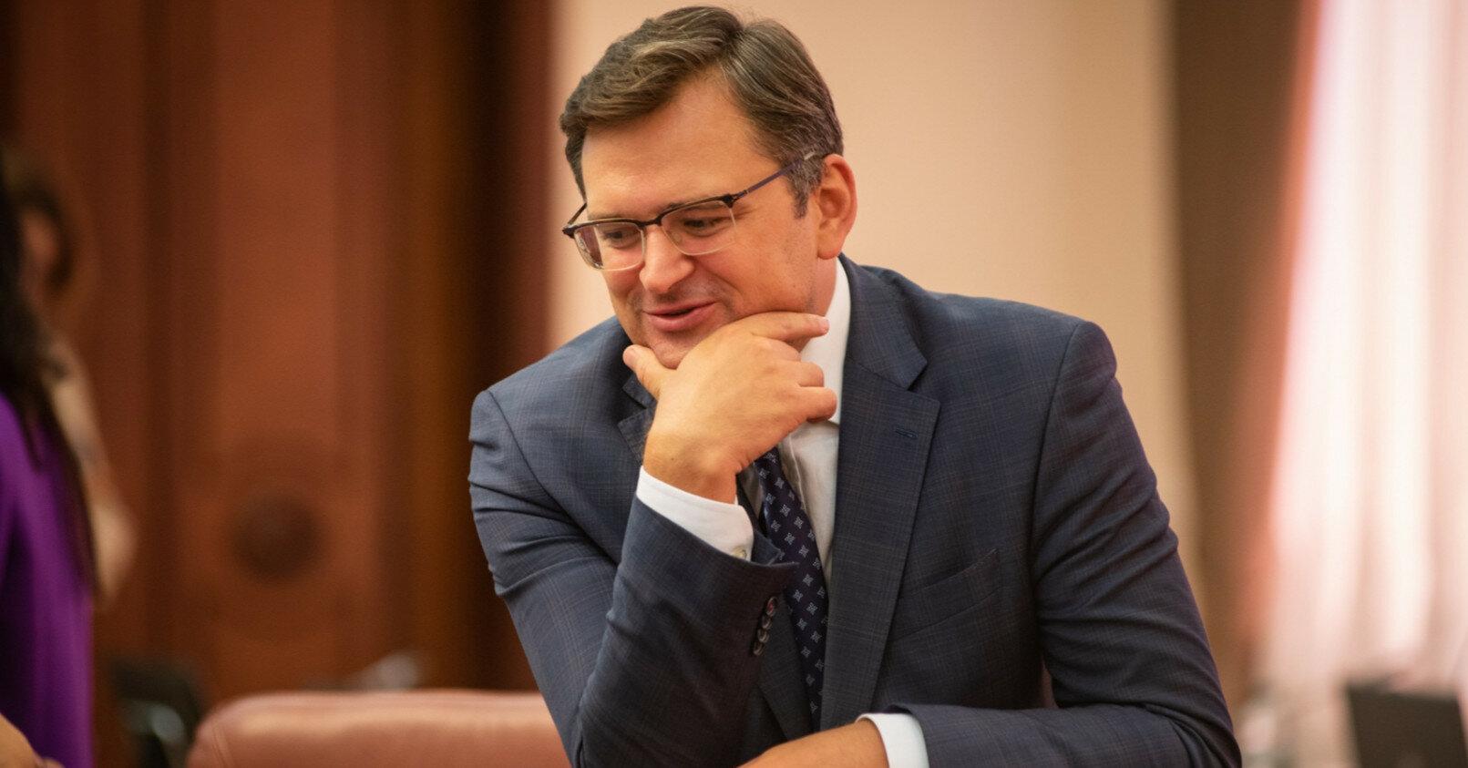 Кулеба озвучил детали встречи Зеленского с Байденом