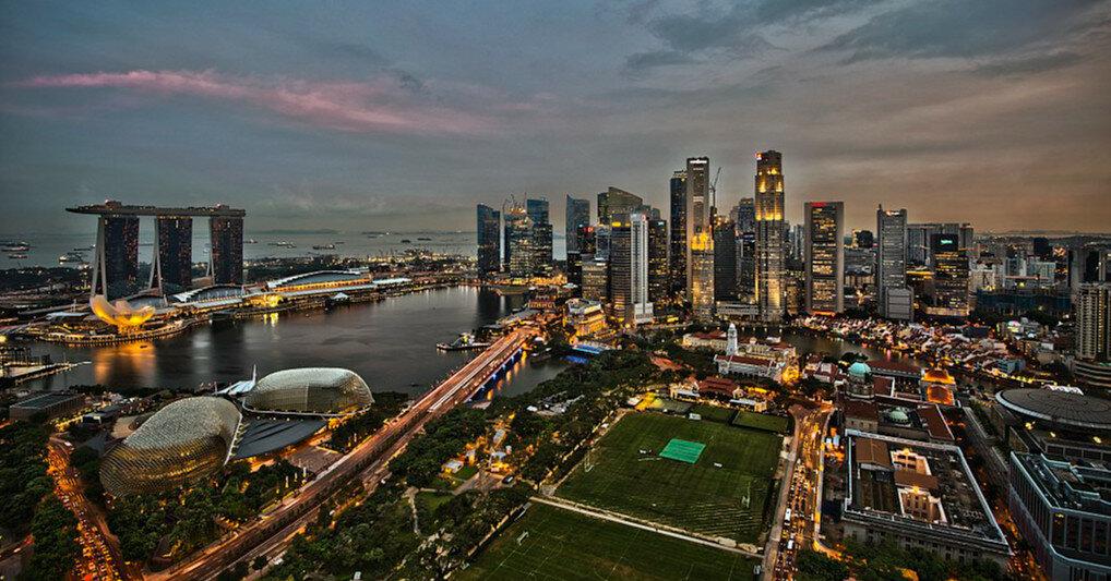Почему в Сингапуре высокие цены на автомобили