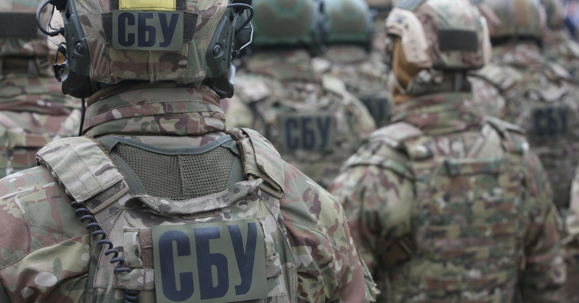 СБУ разоблачила экс-чиновника СНБО, который был завербован спецслужбой