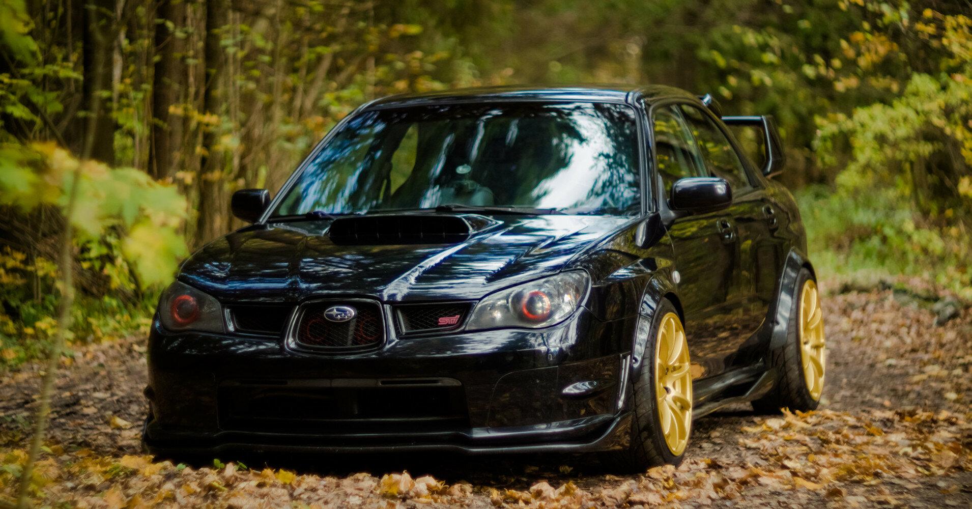 Subaru анонсировала новое поколение WRX