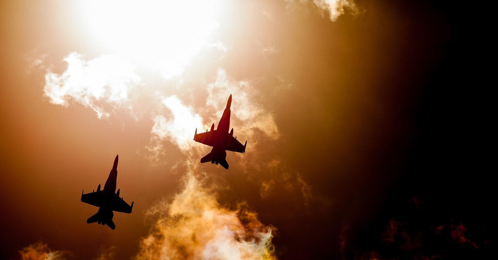 Патрули НАТО 8 раз за неделю сопровождали самолеты РФ