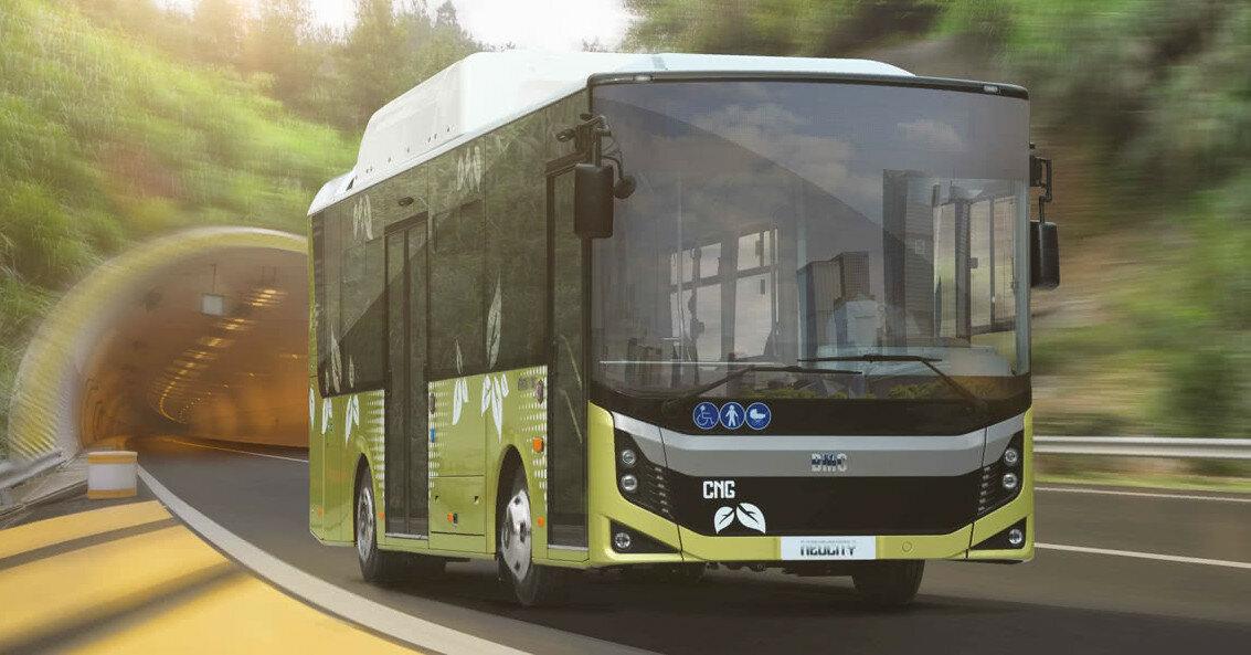 На украинский рынок автобусов вышел новый игрок
