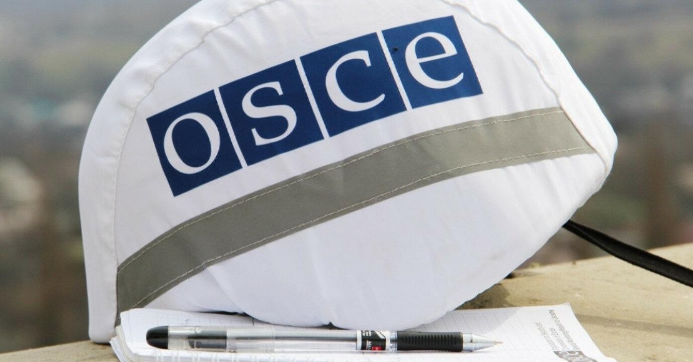 На Донбассе боевики обстреляли беспилотник ОБСЕ