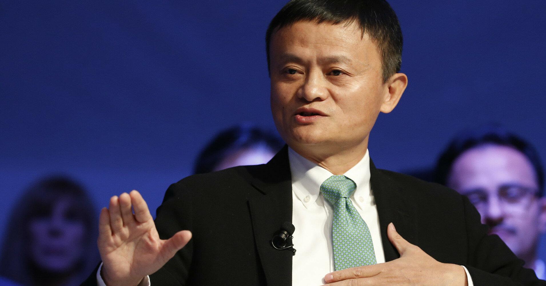 Китайские власти пошли на перемирие в войне с основателем Alibaba