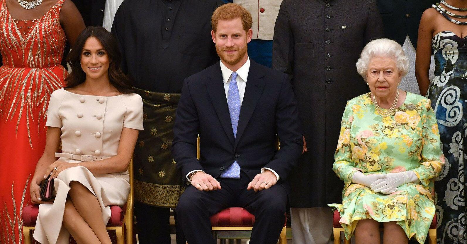Меган Маркл и принц Гарри подадут в суд на BBC