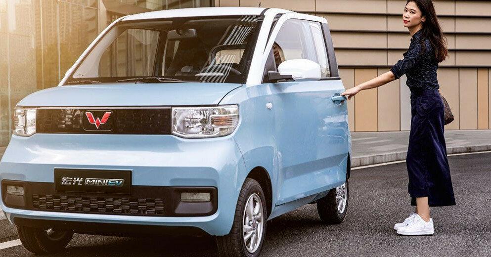 Китайский электромобиль стал самым продаваемым в мире
