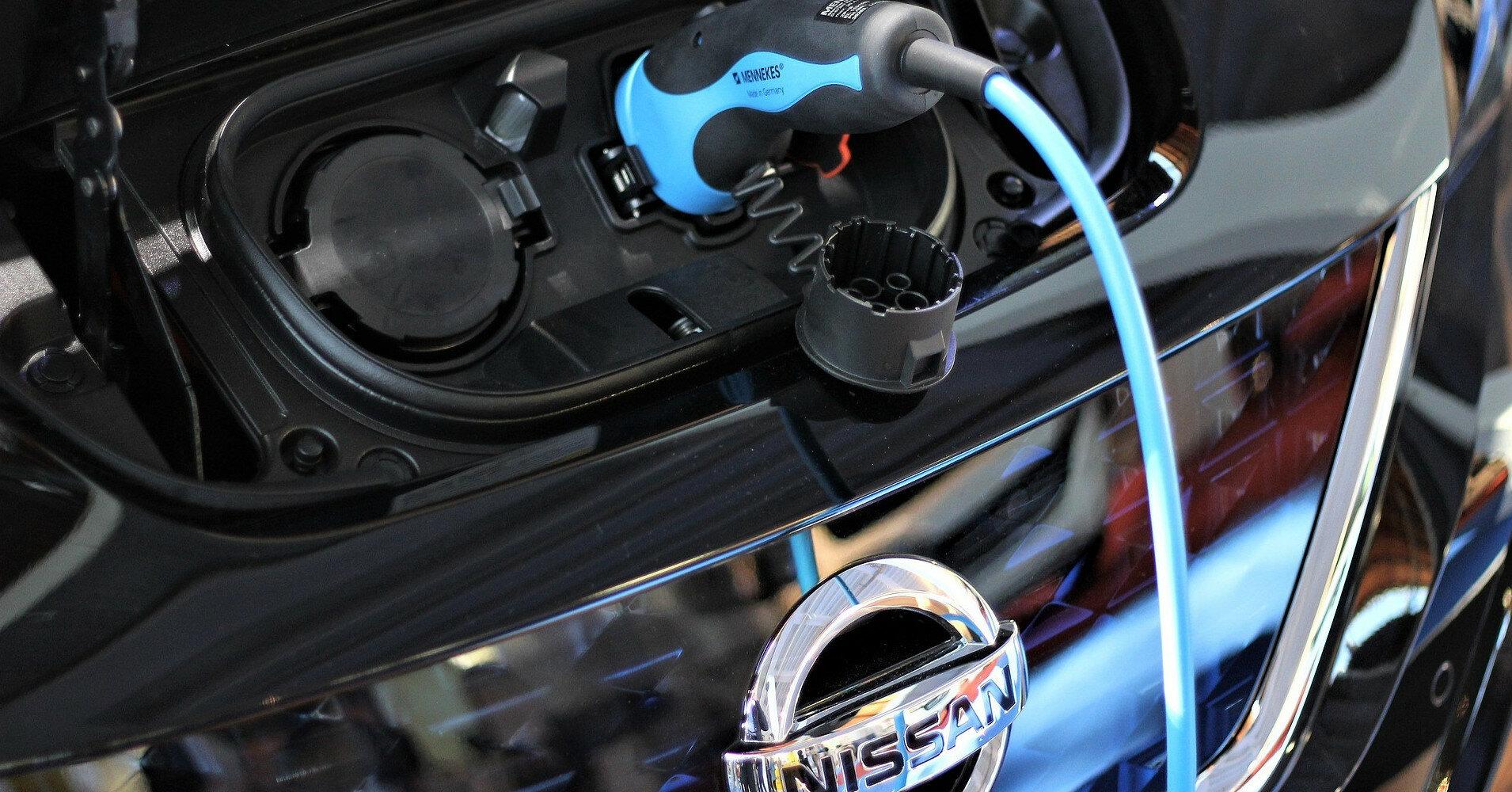 Большой тест-драйв Nissan Leaf нового поколения