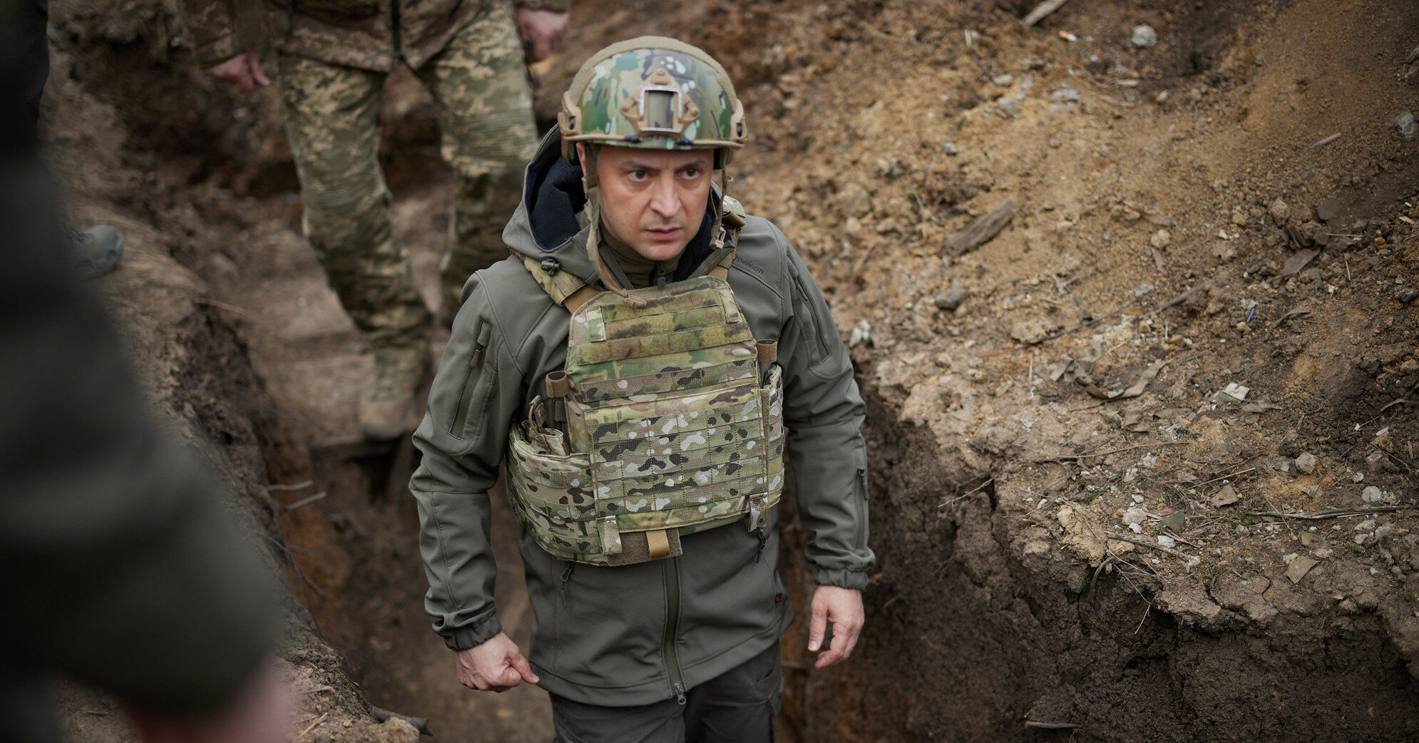 Зеленский прибыл в Донецкую область: отправится на передовую