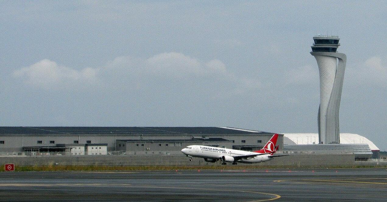 Турция закрыла авиасообщение с шестью странами