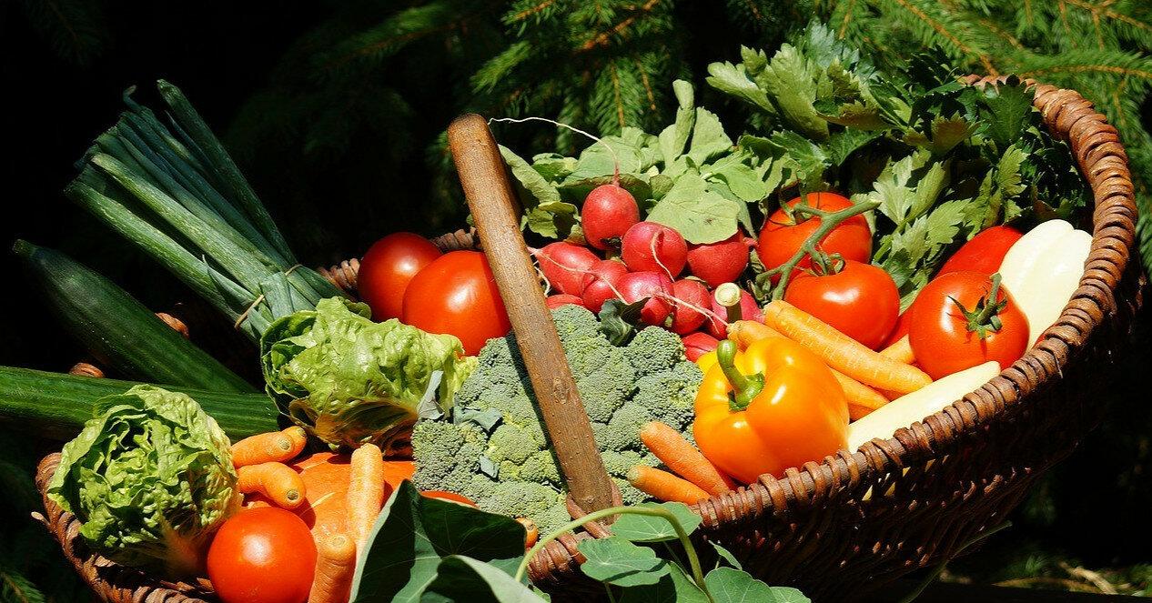 Самые полезные продукты в июне: запасаемся витаминами и укрепляем иммунитет