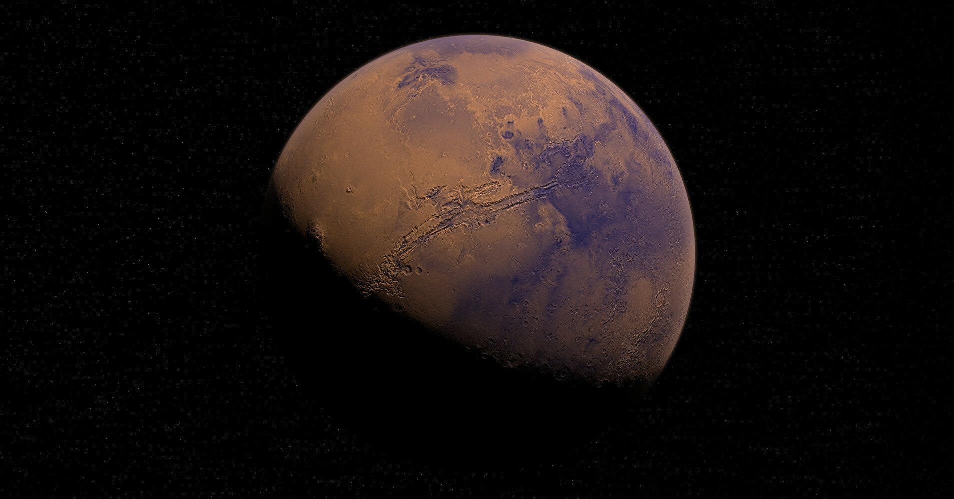 Таинственные фото с Марса, которые будоражат умы людей
