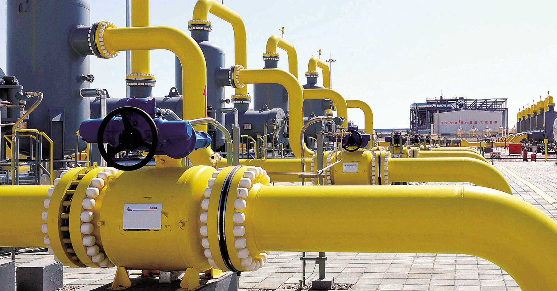 Украина хочет покупать газ из Азербайджана