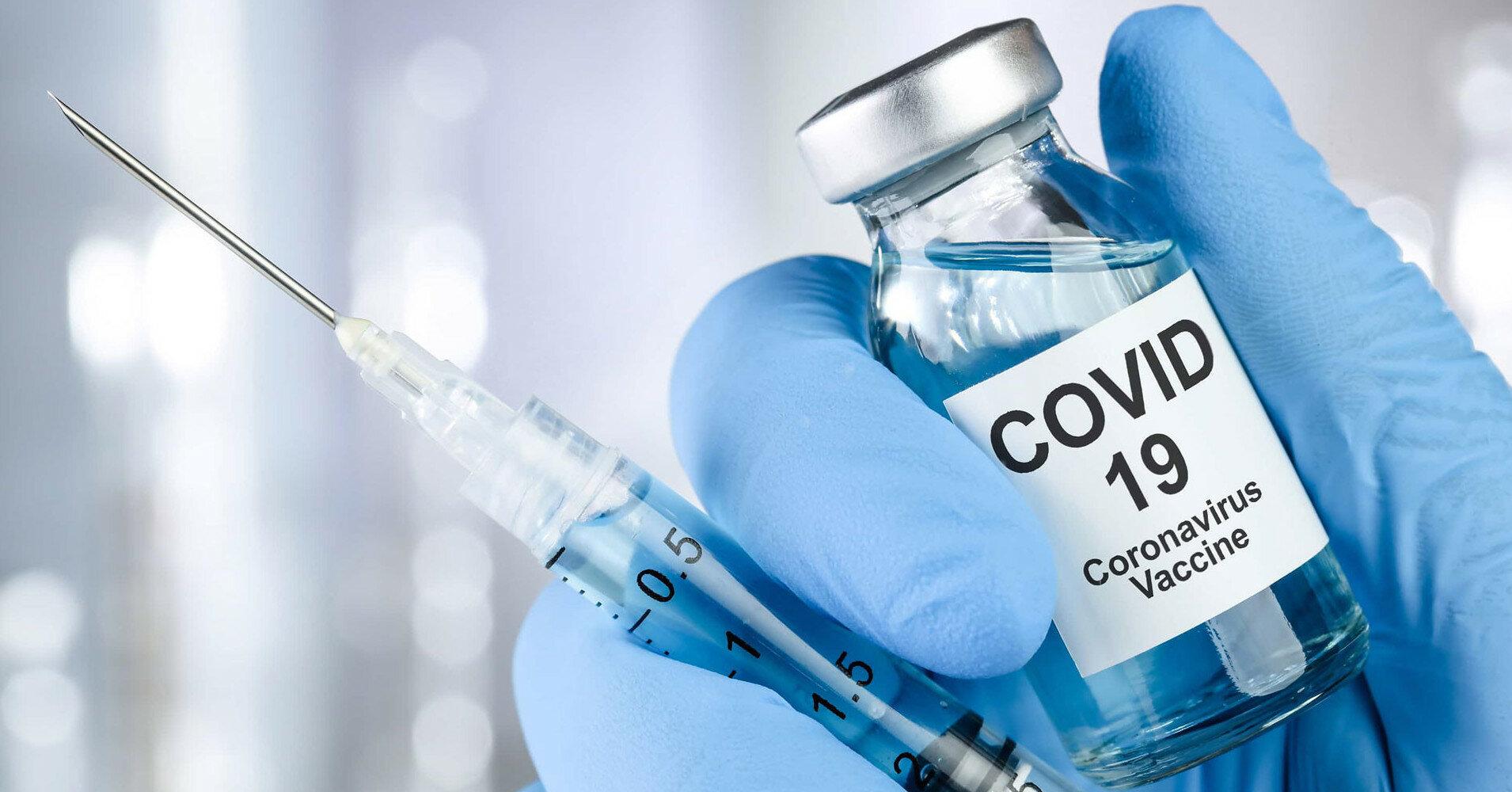 Украина готова к 400 тыс. прививкам в неделю, – замглавы ОП