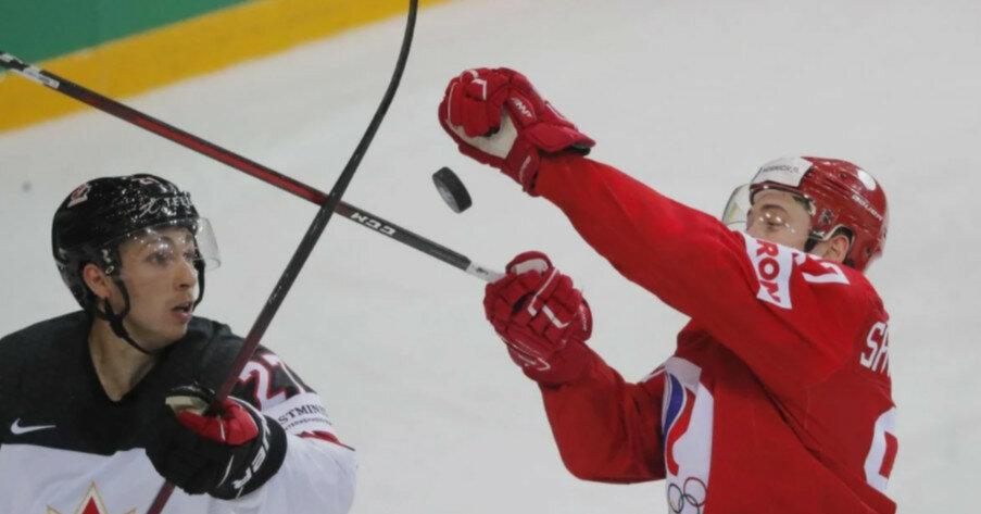 Хоккей: канадцы сенсационно отправили россиян домой