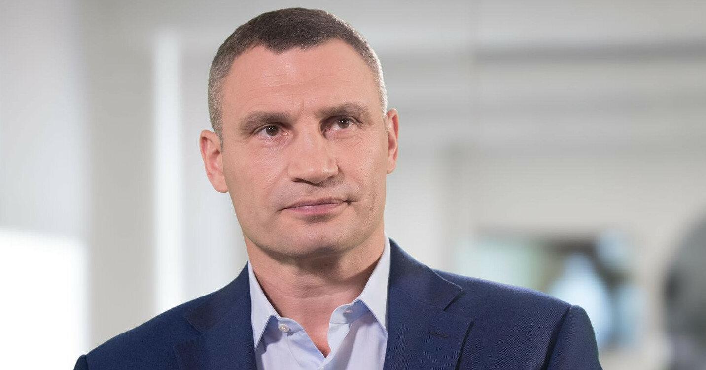 Кличко расценивает обыски на предприятиях Киева как политическое давление