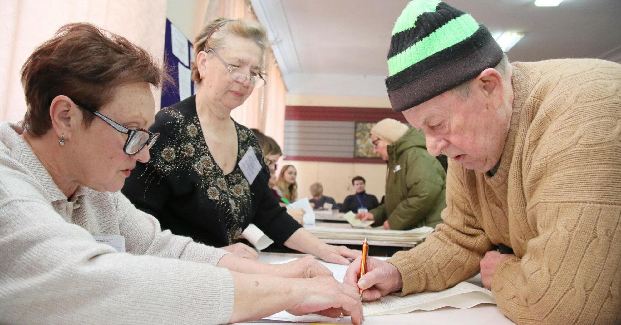 ЦВК відмовила групі, яка хотіла референдум щодо землі