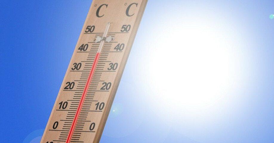 В Киеве второй день подряд фиксируют температурный рекорд
