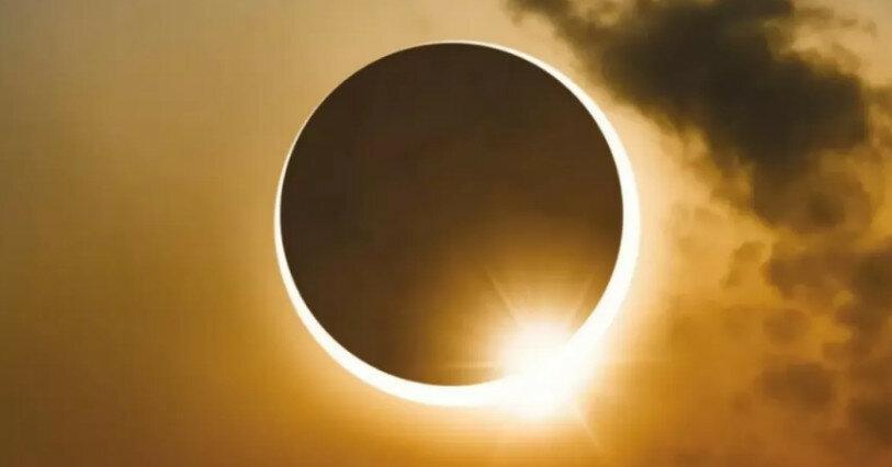 В небе произойдет необычное солнечное затмение