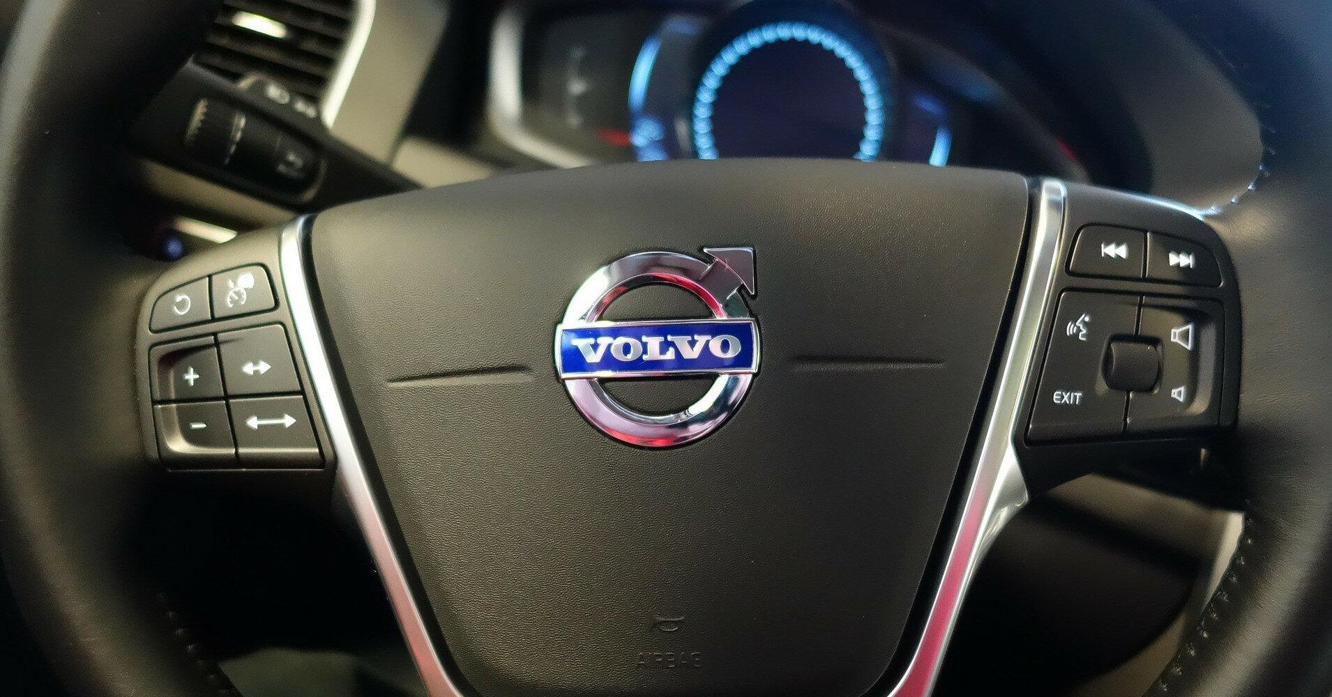 Volvo отзывает автомобили из-за серьезной неисправности