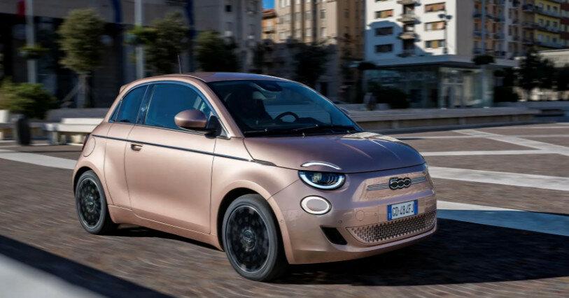 FIAT перестанет выпускать автомобили с ДВС